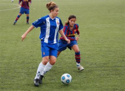 FUTBOL FEMENI? SI GRACIES